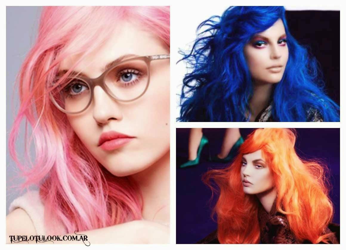 pelo de colores 2015 fantasia