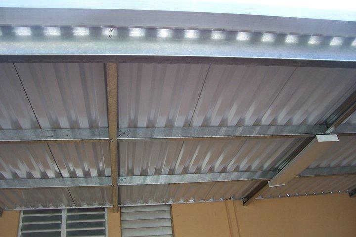 Dise o tropical inc techos de aluminio y galvalum - Techo de aluminio ...