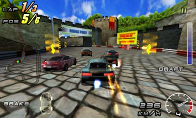 Raging Thunder 2 Android 3D Racing Game Free Download | Esoftware24