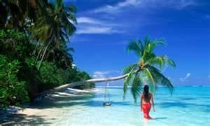 best place to travel with kids vacation to the maldives beach
