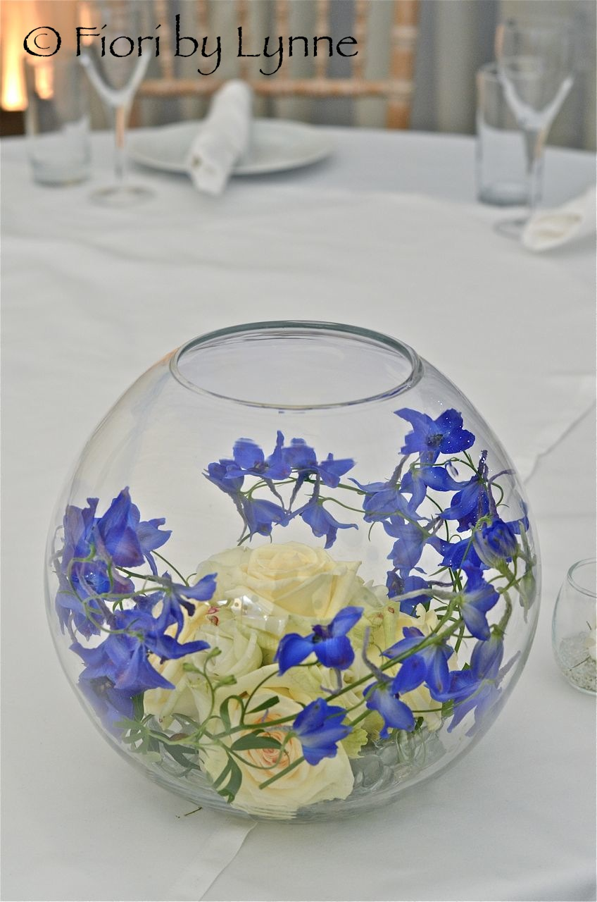 Unique Blue Orchid Centerpieces Weddings Frieze - The Wedding Ideas ...