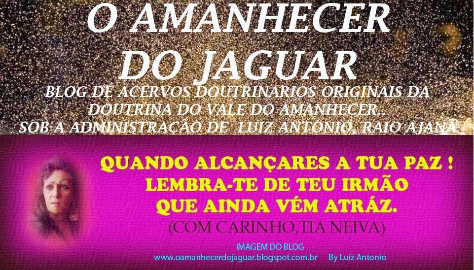 O AMANHECER DO JAGUAR