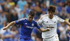 VIDEO Gol Chelsea vs Swansea City 2-2 EPL 2015