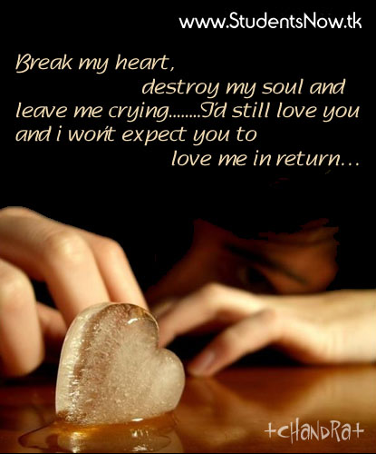 Love lyrics from songs for facebook status