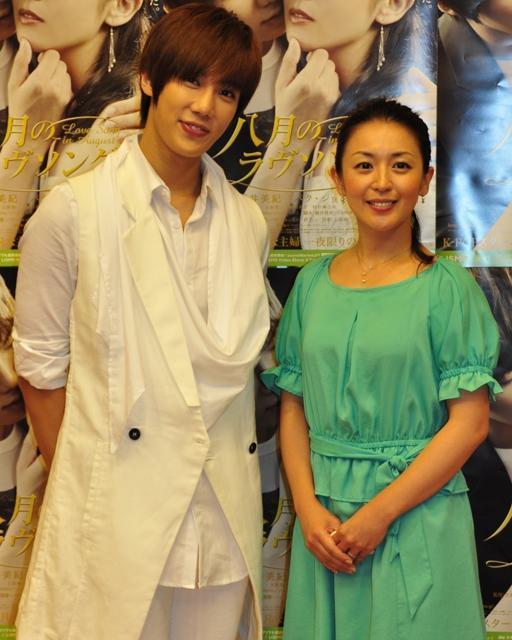 """[DRAMA] 05/08/2011 - Park Jung Min @ """"8-Gatsu no Love Song"""" 8"""
