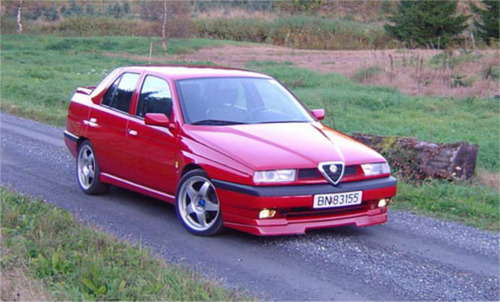 Alfa Romeo 155 Repair Manual