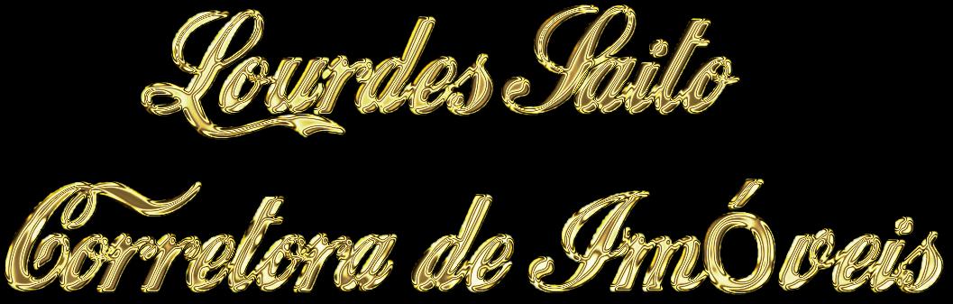 LOURDES SAITO - CORRETORA DE IMÓVEIS- CRECI:23554