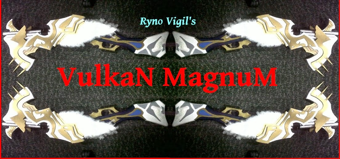 Ryno Vigil's Vulkan Magnum