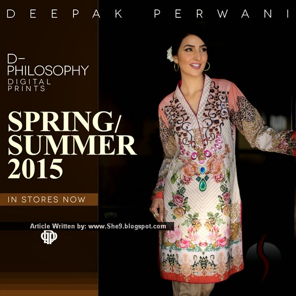 D Philosophy Digital Prints Spring-Summer