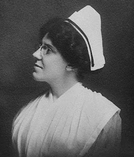 World War One Nurse Florence Bullard