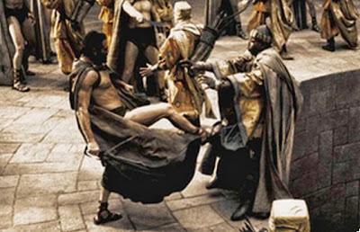 Ο μύθος του Καιάδα – Οι Σπαρτιάτες δεν πέταγαν στη χαράδρα τα προβληματικά παιδιά αλλά…