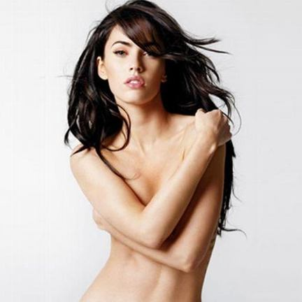 Megan Fox Nude. Posted by Candi Fox at 11:18 AM