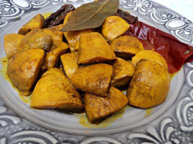 receta casera champiñones asado