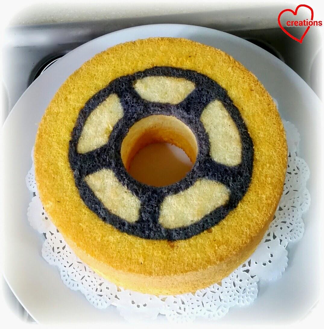 Hole Cake Cake With Its Centre Hole