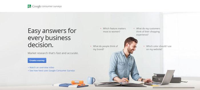 Dapat Uang Dari Internet Dengan Cara Ikut Google Consumer Surveys Dapat Uang Dari Internet Dengan Cara Ikut Google Consumer Surveys