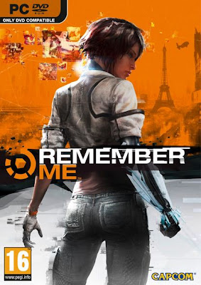 Remember Me PC Cover