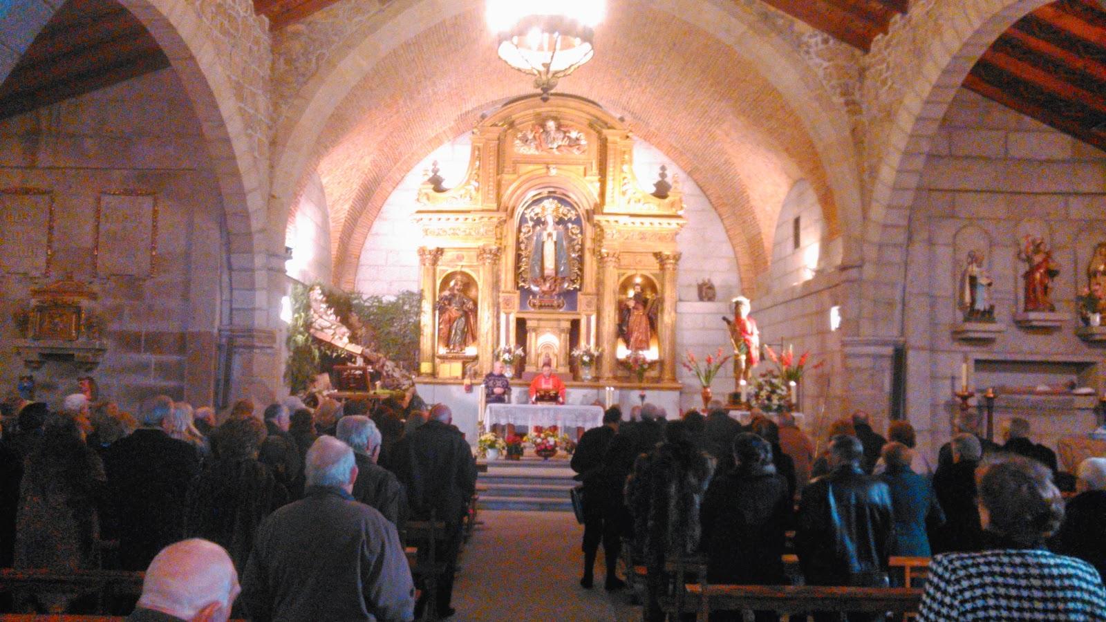 celebracion eucaristica san sebastian