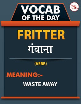 Vocab Of The Day