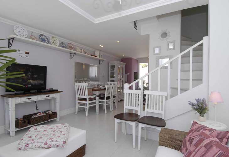 decoracao de interiores estilo handmade:Provencal Casa