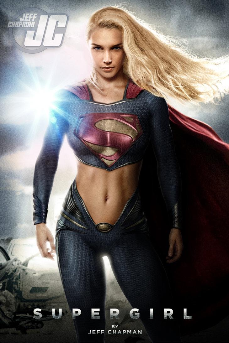 Super Girl HD Photos Collection