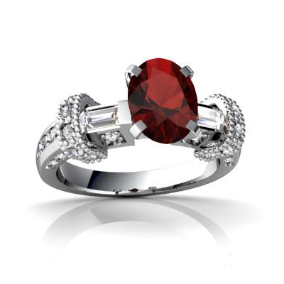 Garnet engagement rings bridal truth for Garnet wedding ring meaning