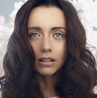 el rostro de Nataly Zakharova