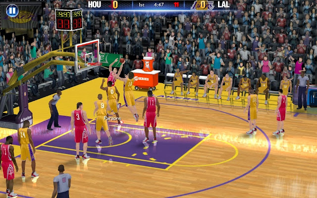 NBA 2K14 v1.08 APK Full Download