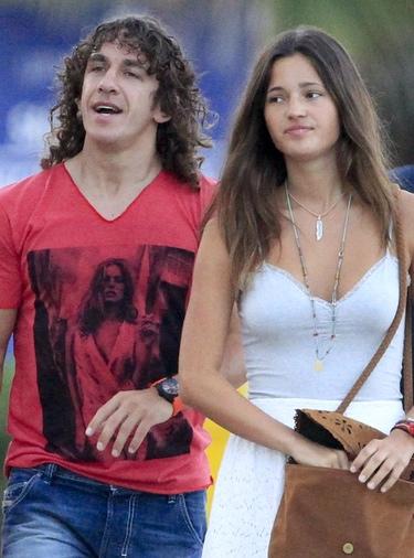 Malena Costa WAG for Carles Puyol | MR.SPORT