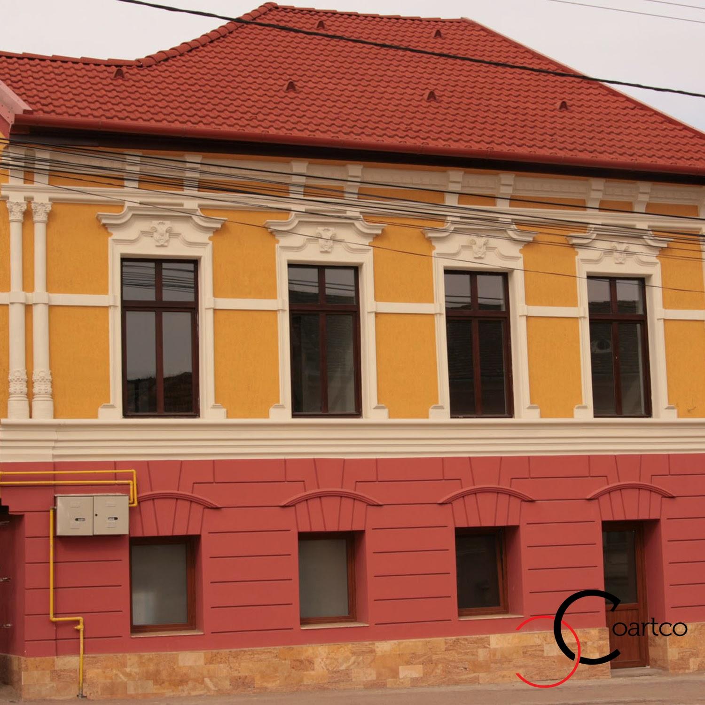 Ornamente Decorative, Fatade Case, Renovare Case Istorive, Firma Constructii