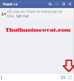 Cách tải nhãn dán Sticker Facebook
