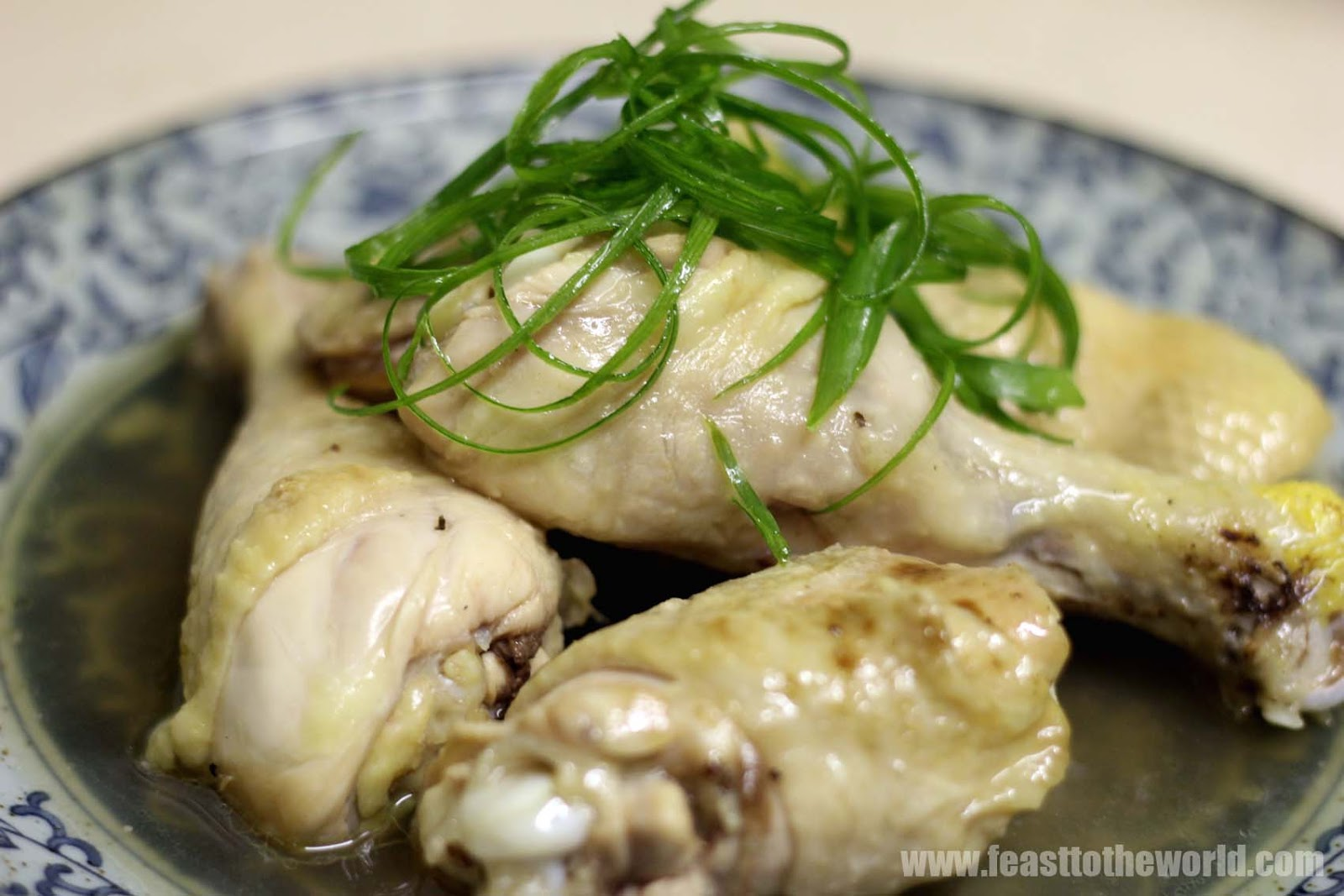 FEAST to the world: Boozy Chicks - Drunken Chicken 醉鸡