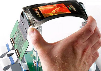 samsung flexible amoled android smartphone