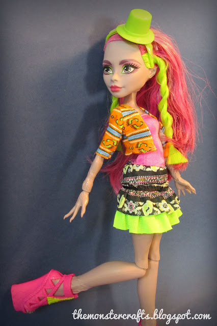 Marisol Coxi Monster High review