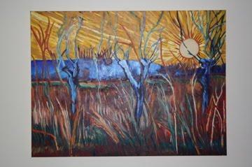 A Van Gogh!