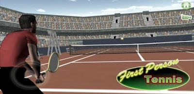 First Person Tennis v.4.1 Apk