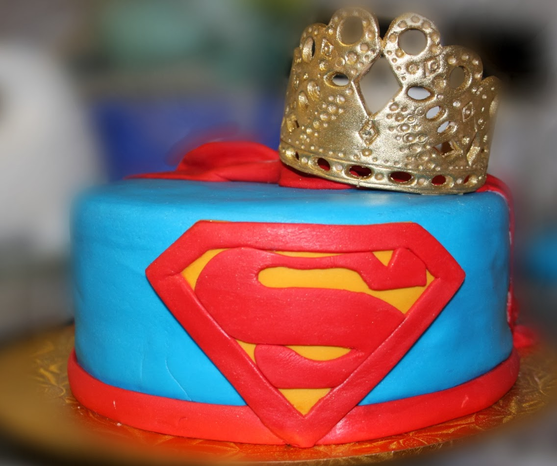 Happiness sweets treats Supergirl princess