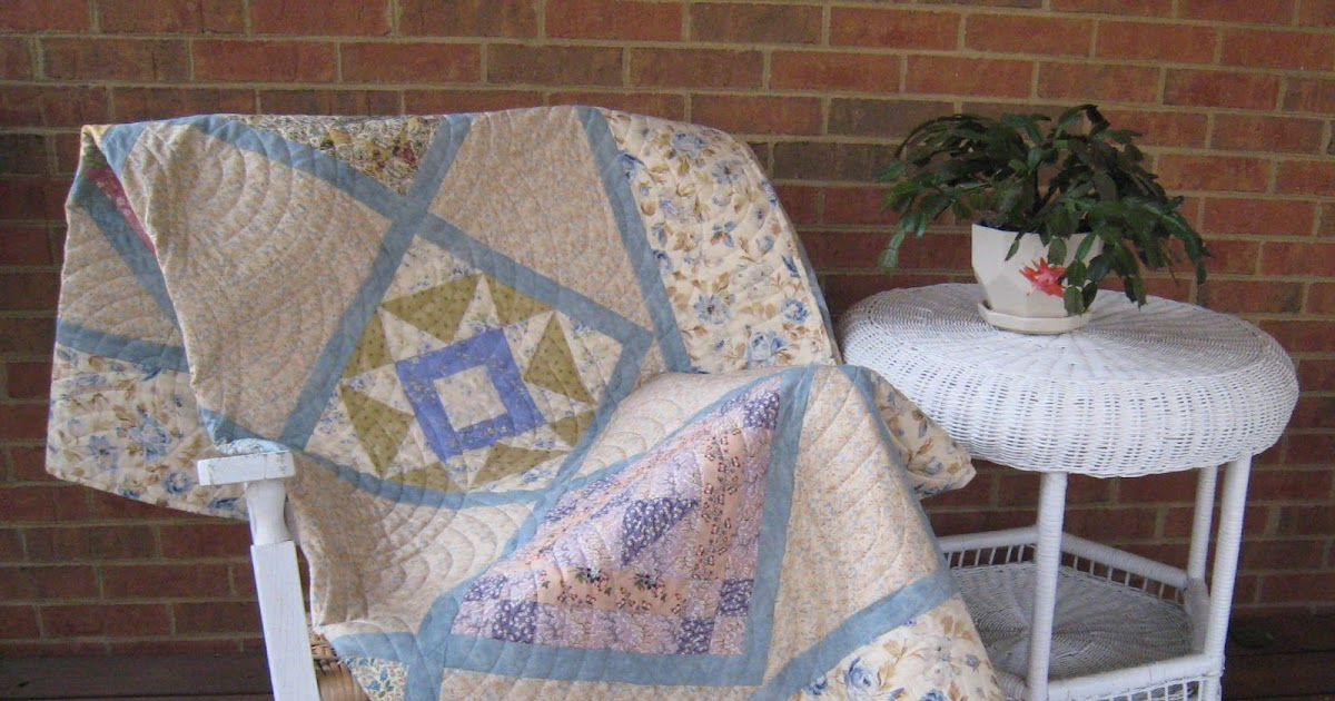 Tatteredgarden Quilting Second Saturday Sampler