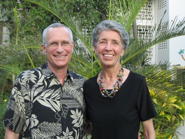 Steve & Alene Burgert