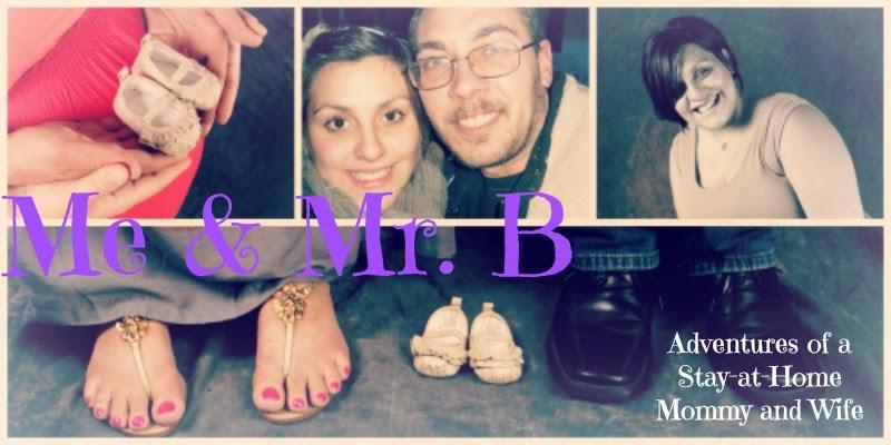 Me & Mr. B.