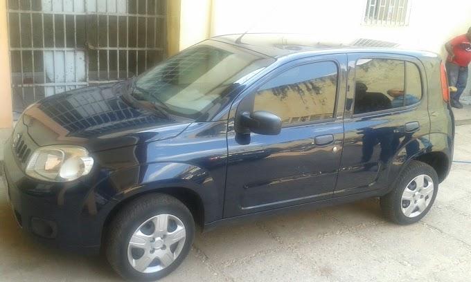 Acusado por vários crimes é preso em Caxias com carro roubado