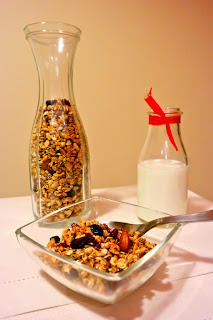 Ach co za GRANOLA !!!