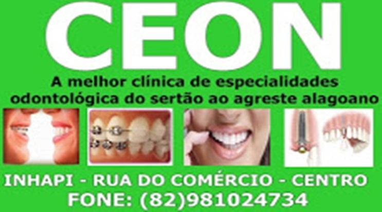 Conheça a CEON - A melhor clínica de especialidades odontológica do sertão ao agreste alagoano.