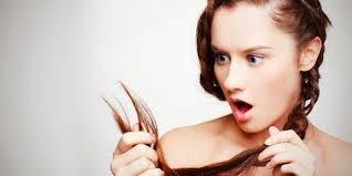 Cara mengatasi rambut bercabang secara alami dari dalan dan luar