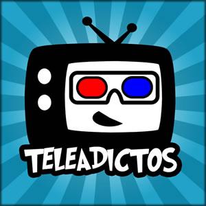 Logo de Teleadictos