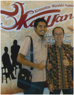Muhammad Ihsan w/ Owner TX Travel
