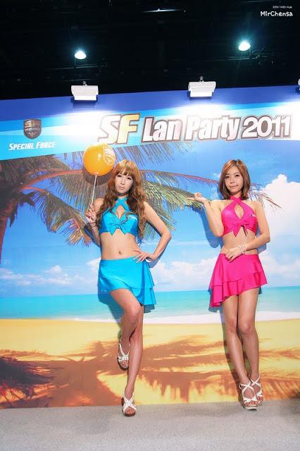 Model Lee Si Eun