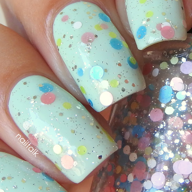 Appeal4 Soft Wave with glitter