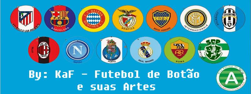 By: KaF - Futebol de Botão e suas Artes