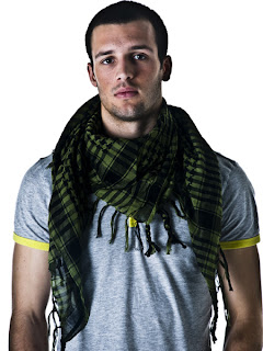 Scarf Easy knitting patterns, Style street models 2
