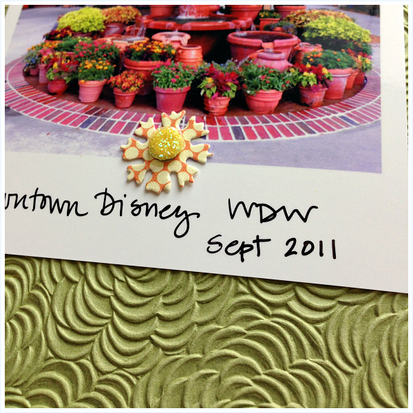 Downtown Disney, Project Life - Disney inspired memory keeping | www.anyhappylittlethoughts.com